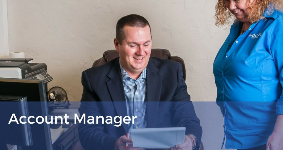 Account Manager Position Available – Roanoke, VA