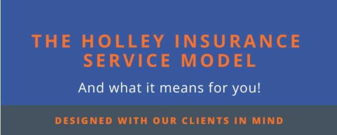 Holley Insurance Service Model