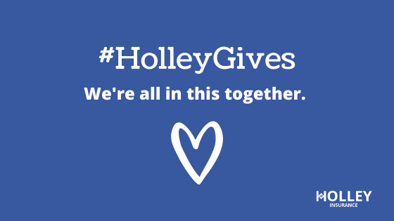 #HolleyGives Donates More Than $2,000 to Local Heroes