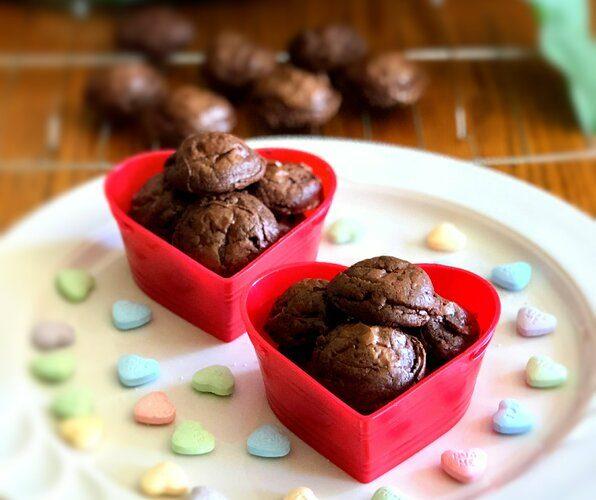 chocolate-truffle-cookies