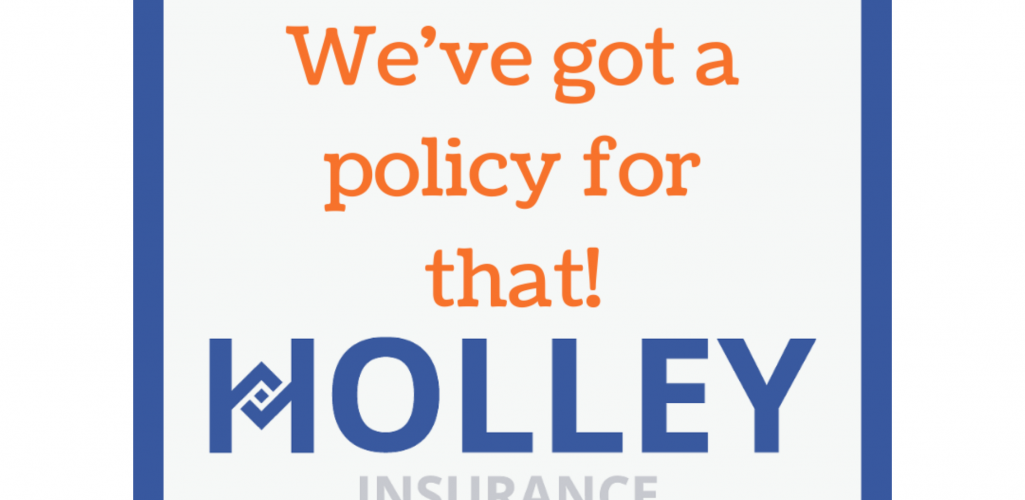 We've got an insurance policy for that!